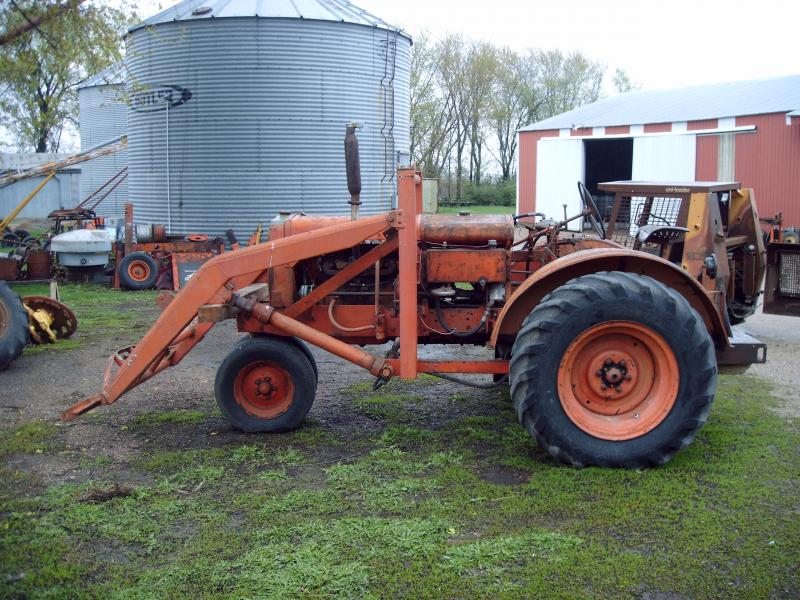 Wc Case Tractor : Panning brothers tractor parts tractors disassembled