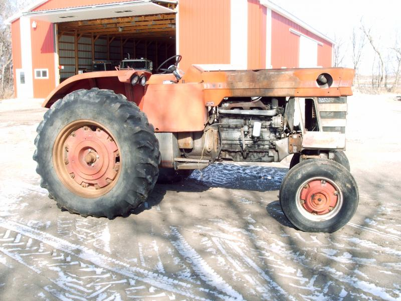 Massey Ferguson 1100 Parts : Panning brothers tractor parts tractors disassembled
